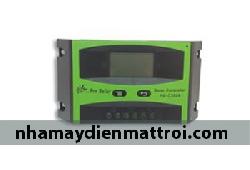 Điều khiển sạc năng lượng mặt trời PWM2024 20A-12V/24V (PWM2024-20A) màu xanh