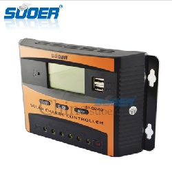 Điều khiển sạc pin mặt trời 40A SUOER