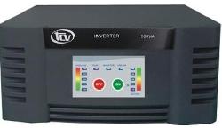 Inverter chuyển điện 12v ra 220v sin chuẩn, có sạc và có online 500VA