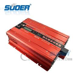 Inverter chuyển đổi điện sin chuẩn 3000W 12V hãng SUOER