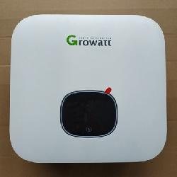 Inverter hòa lưới 3000w 1 pha có 2 MPPT hãng Growatt