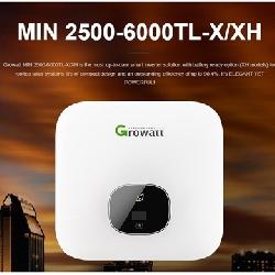 Inverter hòa lưới 5000w 1 pha có 2 MPPT hãng Growatt
