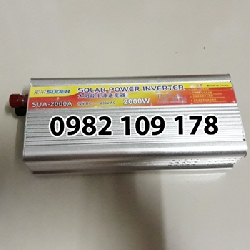 Inverter kích điện 12V lên 220V 2000W chính hãng SOUER