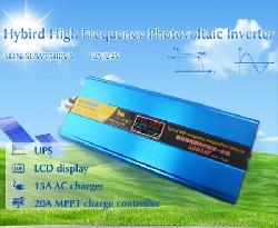 Inverter sin chuẩn 1000W 24V kết hợp 3 trong 1