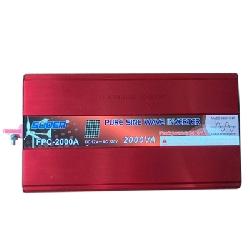 Inverter sin chuẩn 2000w 12v hãng Suoer