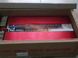 Inverter sin chuẩn 2000W 24V hãng Suoer FPC-2000B