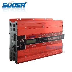 INVERTER SIN CHUẨN 3000W 24V SUOER FPC-D3000B - FPC-D3000B