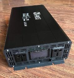 Inverter sin chuẩn 4000W 24V sang 220V có màn hình hiển thị OK PASS 24V 4000W