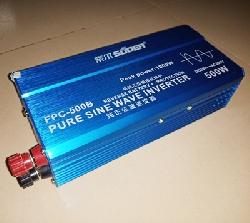 Inverter sin chuẩn 500w 24v chống ngược cực ắc quy