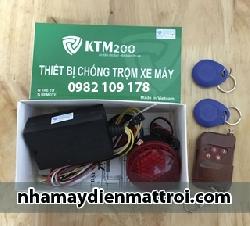 Khóa chống trộm xe máy KTM200