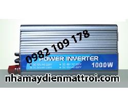 Máy kích điện-inverter POWER 1000W-12V