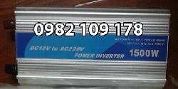Máy kích điện- inverter Power 1500W-12V H8
