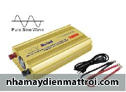 Máy kích điện sin chuẩn 1200W 12V có sạc