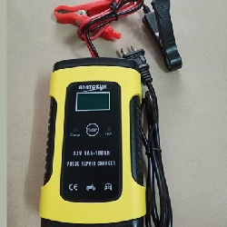 Sạc bình ắc quy thông minh kết hợp khử sunfat phục hồi ắc quy 4Ah-100Ah