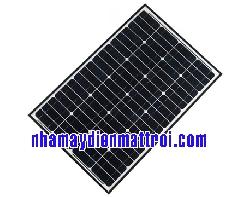 Tấm Pin năng lượng mặt trời mono 25W