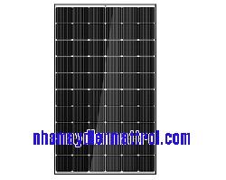 Tấm Pin năng lượng mặt trời mono 260W
