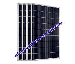 Tấm Pin năng lượng mặt trời Poly 110W