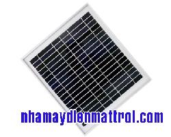Tấm Pin năng lượng mặt trời Poly 30W