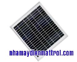 Tấm Pin năng lượng mặt trời Poly 35W
