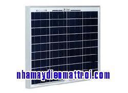Tấm Pin năng lượng mặt trời Poly 40W